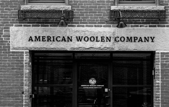 Pic: American woolen Inc