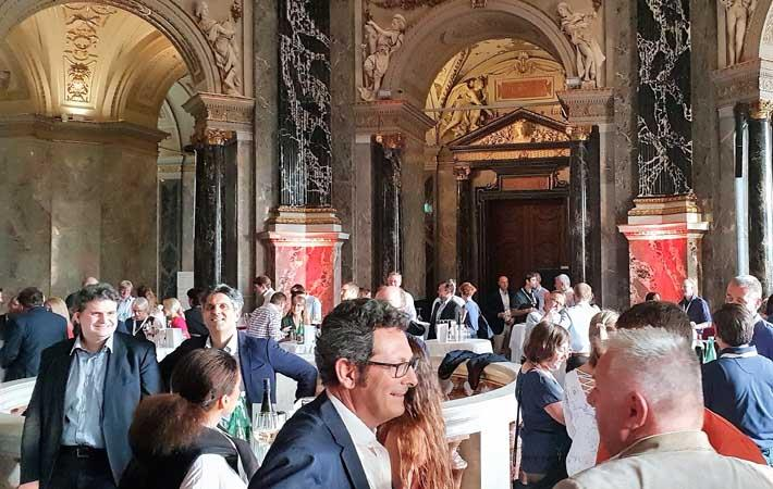 Edana's 2019 Nonwovens Symposium ends successfully
