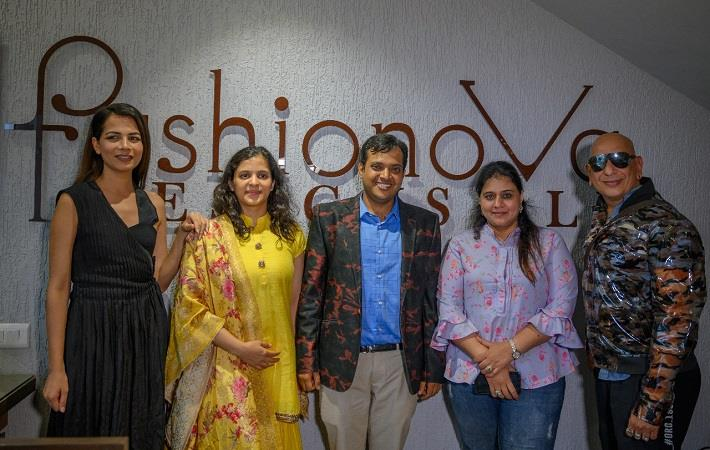 India S 1st Design Development Centre Fashionova In Surat Fibre2fashion