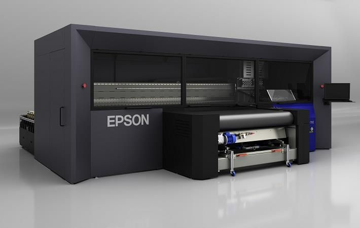Epson unveils new Monna Lisa Evo Tre 64 at ITMA 2019
