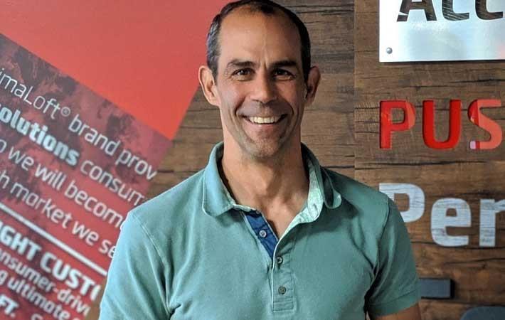 PrimaLoft elects Jim Frazier as senior vice president