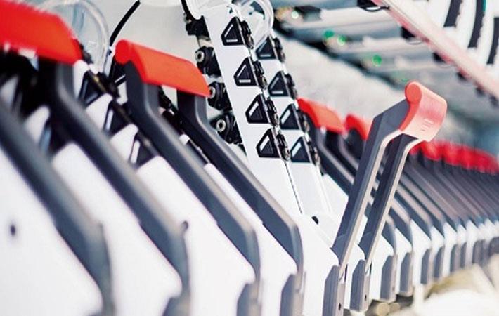 Zagis buys Saurer's Autoairo air-spinning machine at ITMA