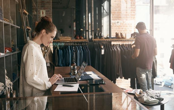 Tech dramatically improving shopping experience: NRF