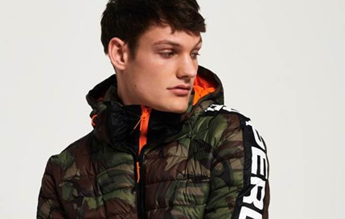 Pic: Superdry