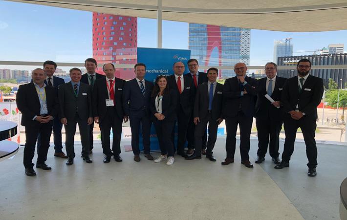 VDMA member companies take part in ITMA 2019 expo
