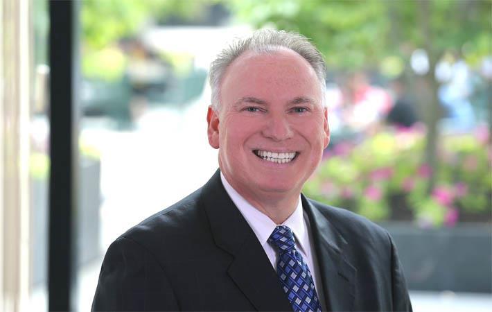 Jeff Jacobson, CEO; Pic: EFI