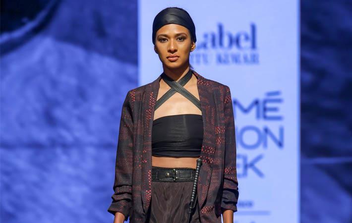 Pic: Lakme Fashion Week