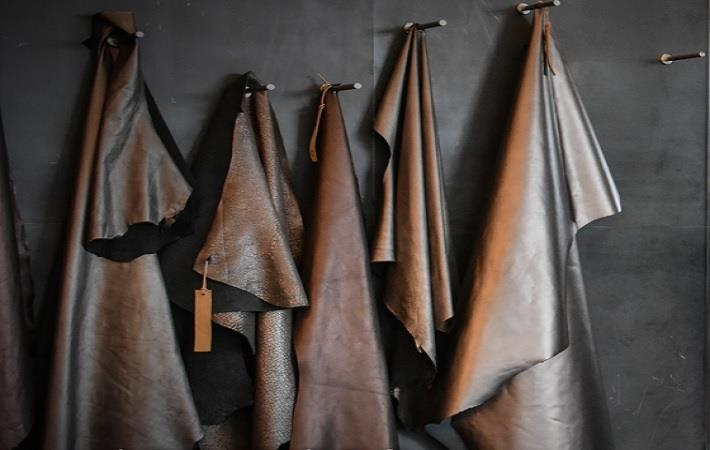 ECCO opens high-tech leather cutting