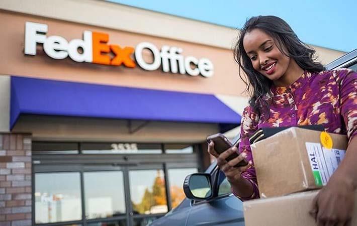 Pic: FedEx
