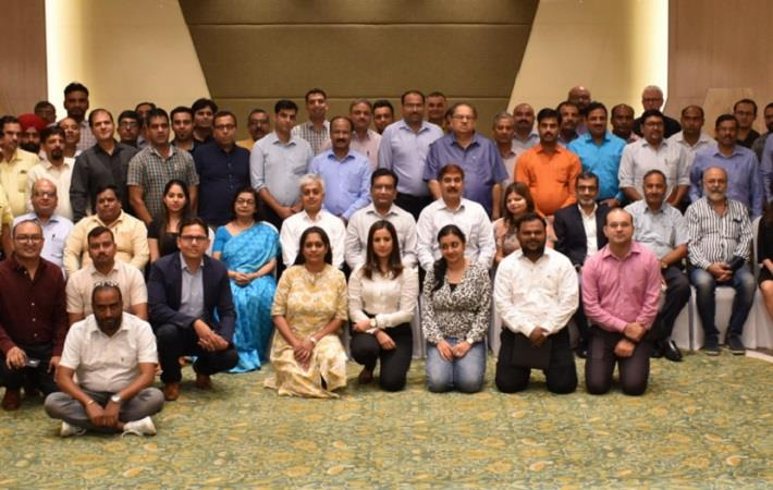 Some of the H&M suppliers who participated in the workshop. Pic: IndustriALL