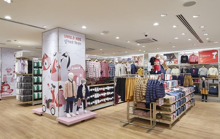 Indian store opens at Ambience Mall