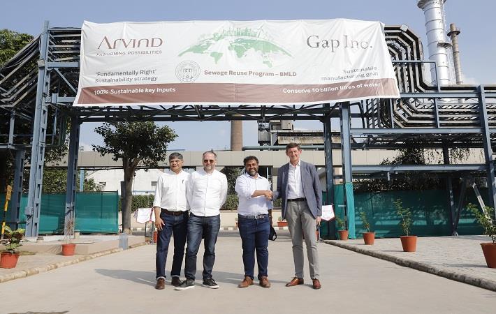 Pic: Arvind Ltd