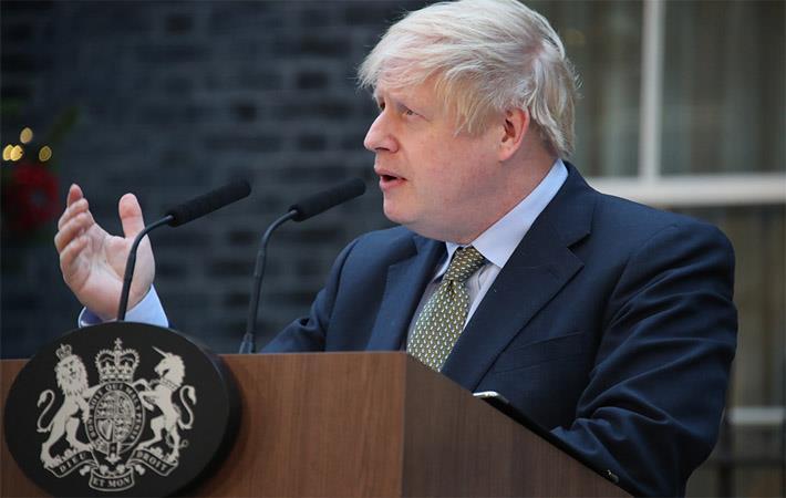 Boris Johnson. Pic: Gov.uk
