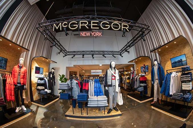 Pic: McGregor