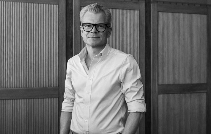 Patrik Soderstrom. Pic: GANT