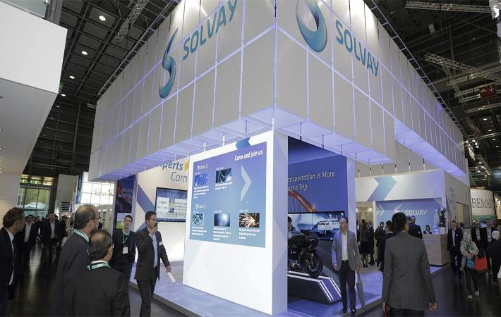 Solvay collaborating with Baker Hughes