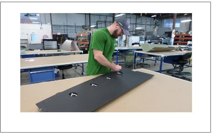 Triumph, Embraer to test thermoplastic structure