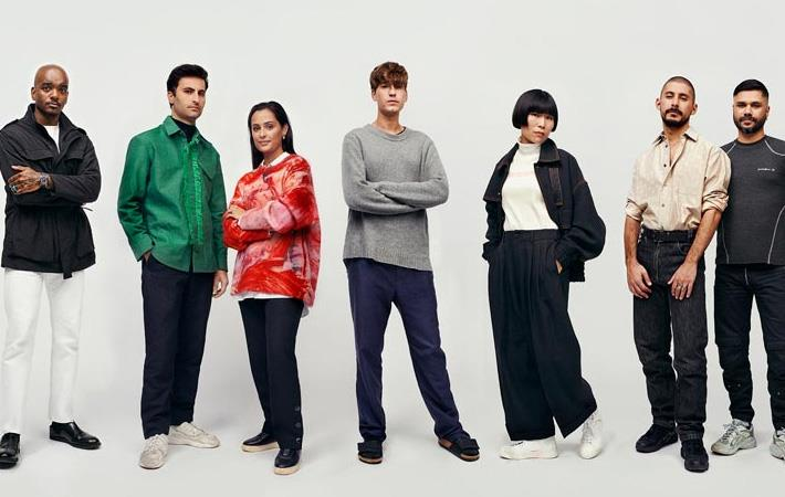 Some of the finalists of the International Woolmark Prize. Pic: International Woolmark Prize