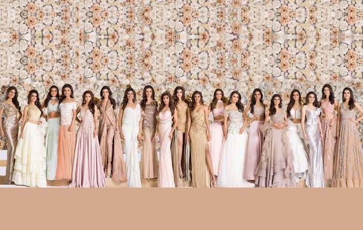 Liva Miss Diva 200 finalists. Pic: Liva