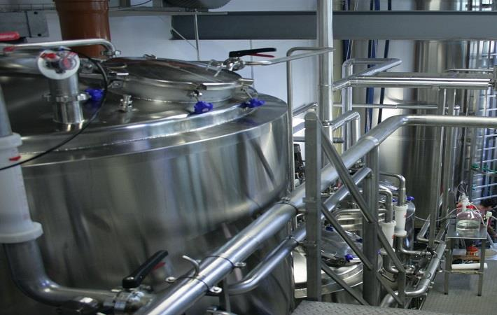 Genomatica produced a ton of renewable nylon intermediate at ACIES BIO in Slovenia. Pic: Genomatica