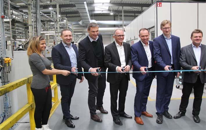 SGL Carbon expands production for graphite components