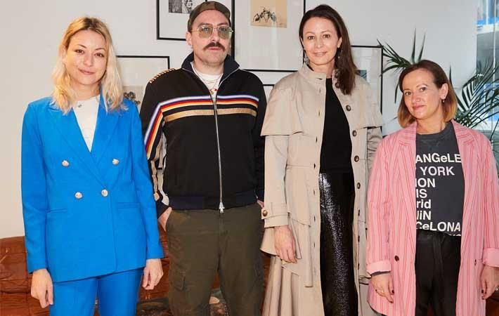 Pic: British Fashion Council