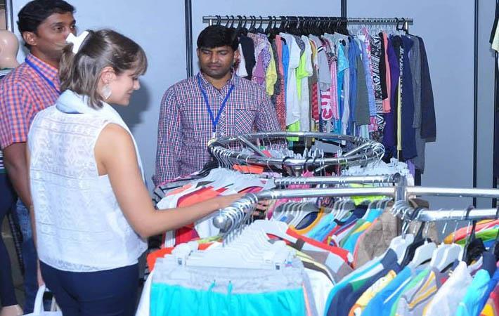 Pic: India International Knit Fair