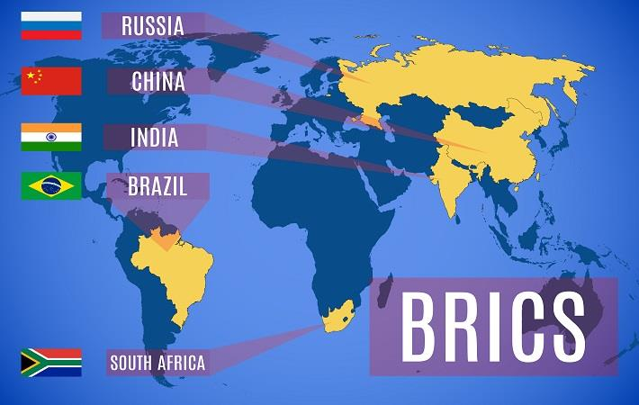 All BRICS countries are now out of the US developing nations list. Pic: Shutterstock
