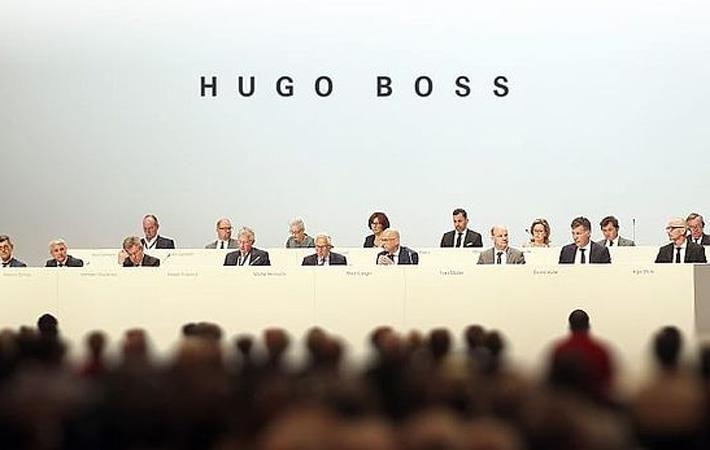 Pic: Hugo Boss