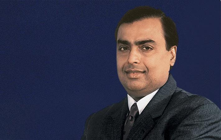 Mukesh Ambani. Pic: Reliance Industries Ltd