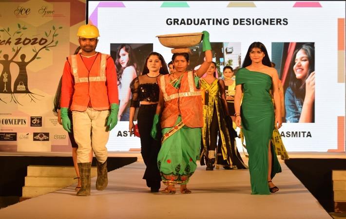 Graduating Designers Of Sfi Showcase Women Power On Ramp Globaltextiles Com