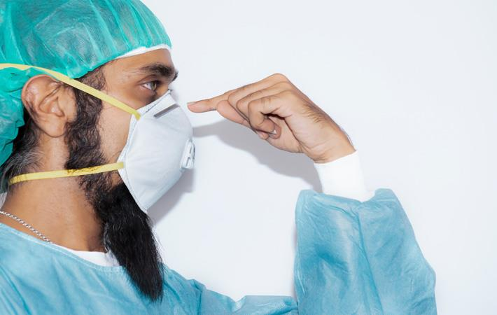 alpha protech surgical mask
