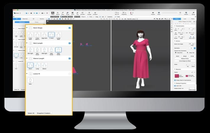Browzwear Releases New Features In Vstitcher Lotta Fibre2fashion