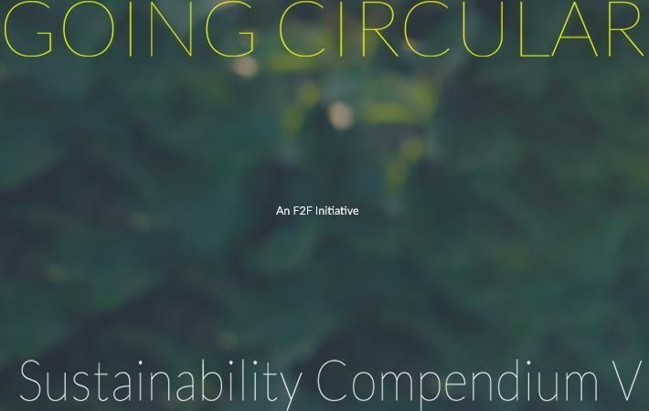 Big names as Associate Sponsors of F2F's 'Going Circular'