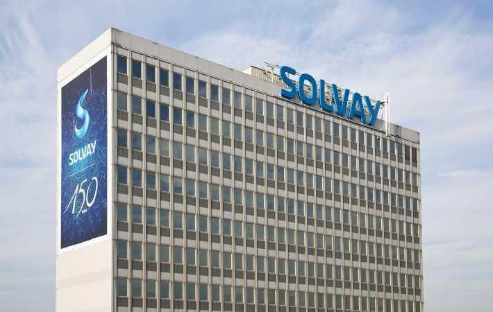 Pic: Solvay