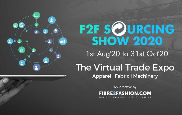Fibre2Fashion to organise virtual trade expo