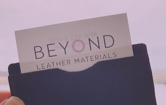 Pic: Beyond Leather Materials,