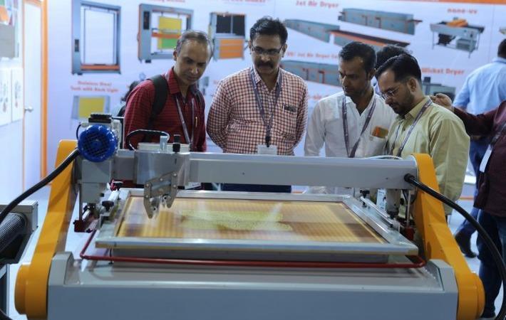 Pic: Screen Print India/ Messe Frankfurt