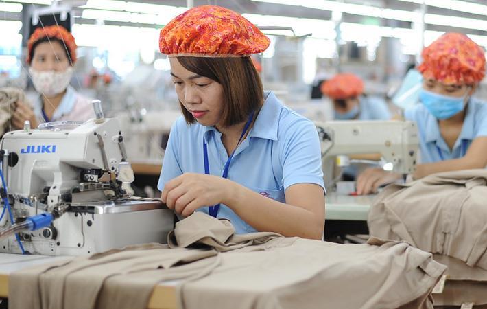 Pic: Song Hong Garment