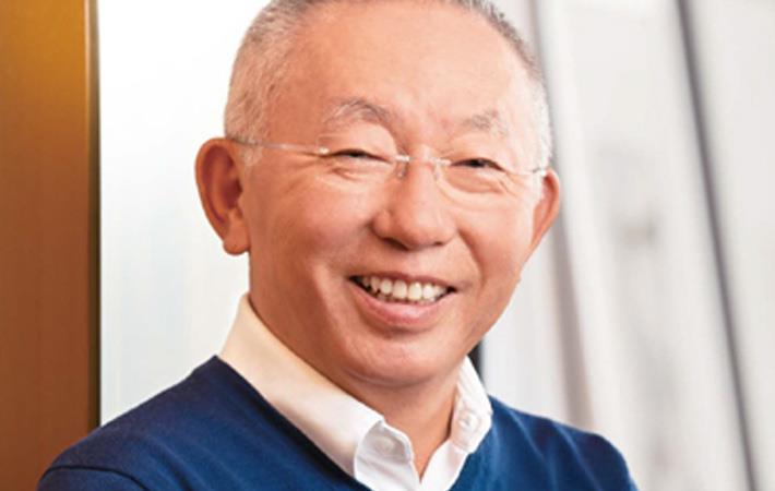 Tadashi Yanai. Pic: Fast Retailing