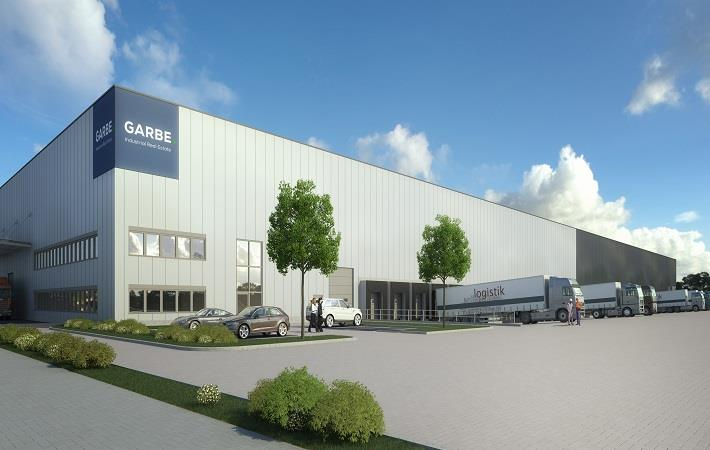 Pic: Garbe Industrial Real Estate GmbH