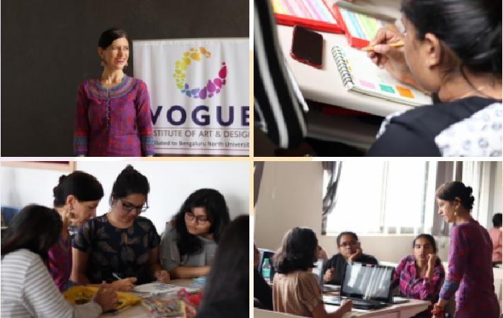 Vogue Institute Aic Nift Tea Sign Mou For Skill Enhancing Fibre2fashion