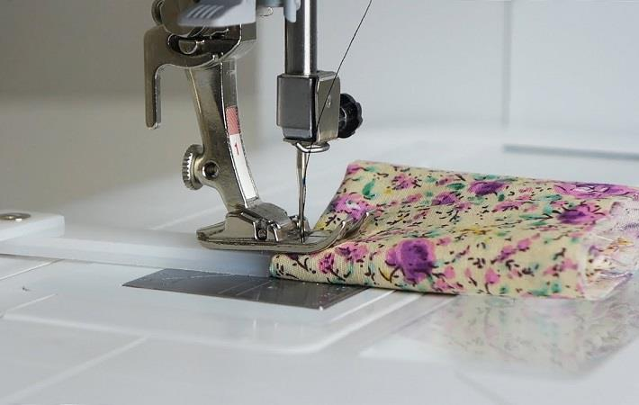 Bottleneck and Solutions of an Embroidery Machine