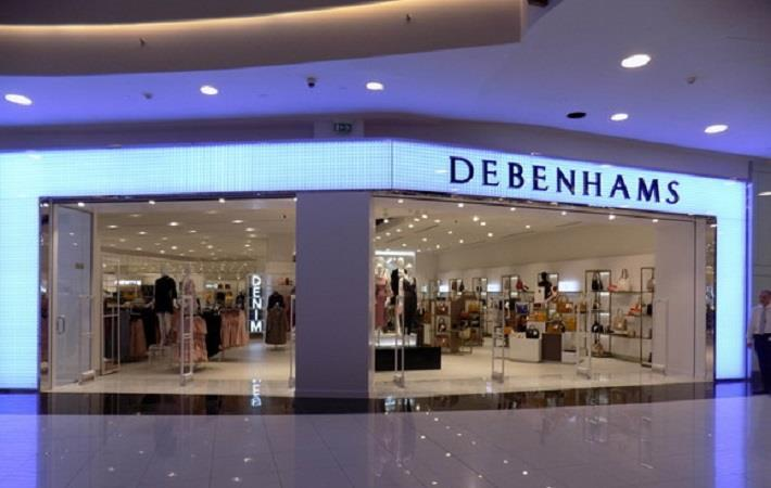 Pic: Debenhams