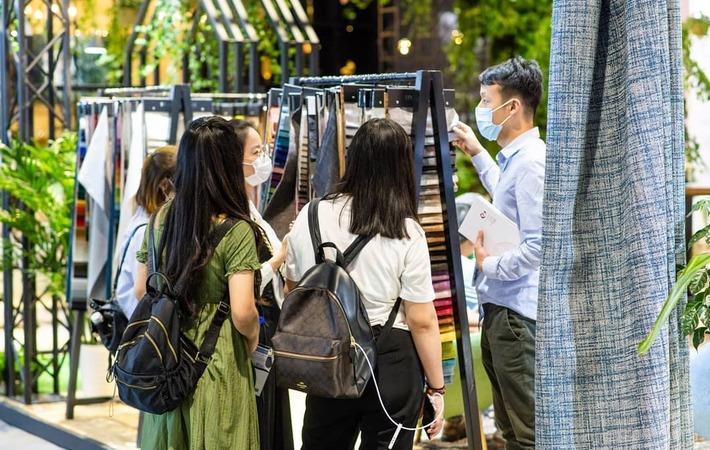 Pic: Messe Frankfurt/ Intertextile Shanghai Home Textiles