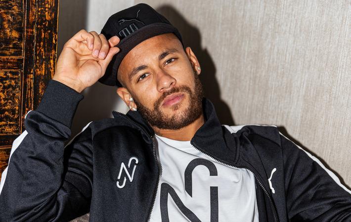 Neymar Jr; Pic: Puma