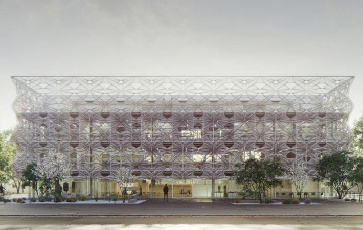 Stuttgart's developed building elements enter use stage