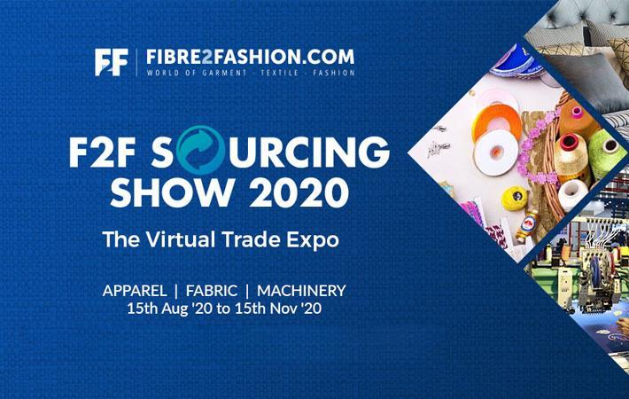 Fibre2Fashion's virtual trade expo goes live