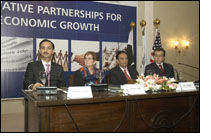 PARC & CSF sign MoU to develop knowledge-based agribusiness
