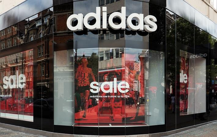 Adidas Q3 FY20 results: sales fall 7